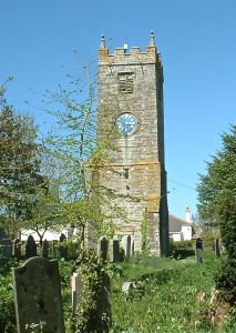 St_Illogan_Church_Tower