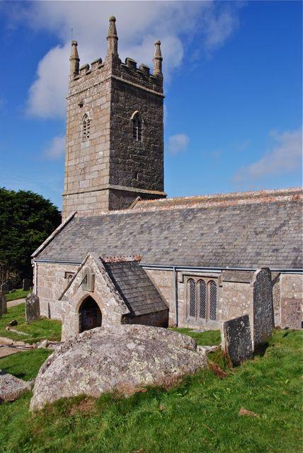 St_Levan_church