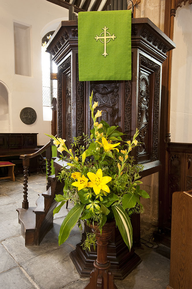 Job: St Petroc's Church, Padstow. CHCT seriesCaption: