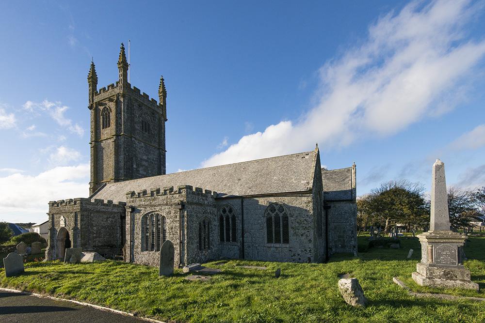Breage Church