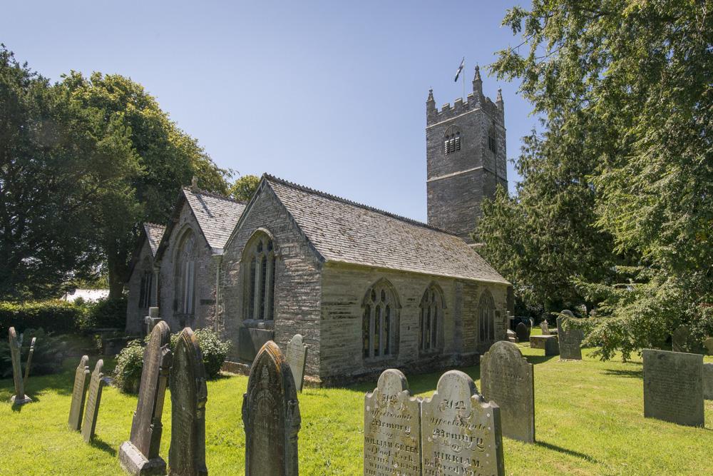 St Tudy Church