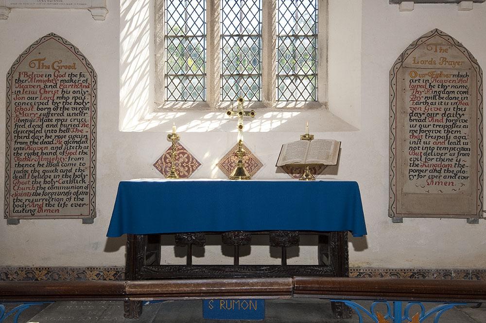 St Rumon Ruan Lanihorne
