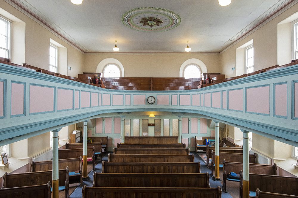 Lizard Methodist Chapel